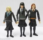 #cN9~ LOT 3 Harry Potter LUNA GINNY WEASLEY CHO CHANG action figure 4