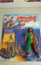 Soma Pirate MOC rare 1991 Action Pirate complete  KO figure