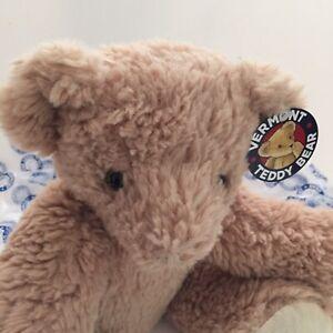 Vermont Teddy Bear - Exclusive Cuddly Soft Teddy Bear Floppy Brown 18 inch