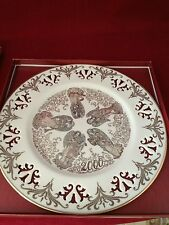 Lenox Holiday Collectible Plate; Millenium Limited Edition
