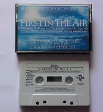 Cassette Metropole Orchestra, Rogier Van Otterloo ‎– First In The Air KLM 747 Nm
