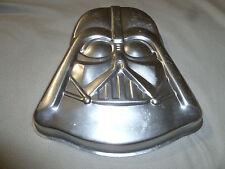 VINTAGE STAR WARS DARTH VADER CAKE PAN LFL 1980 WILTON BAKING MOLD #502-1409 >>