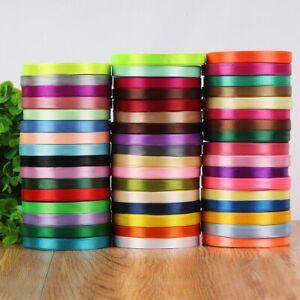 Satin Silky Ribbon for DIY Crafts Decor