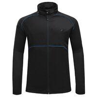 Men Waterproof Cycling Jersey Biking Bike Jacket Windproof Black Outdoor Jackets