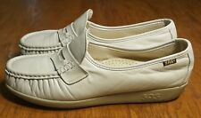 SAS HANDMADE IN THE USA Leather Loafers Shoes 10 M  Tripad Comfort *AWESOME*
