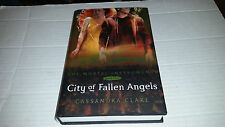 City of Fallen Angels by Cassandra Clare (2011, Hardcover) FIRST PRINT