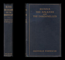Fortescue RUSSIA The BALKANS & DARDANELLES, 1915 POLAND Constantinople GALLIPOLI