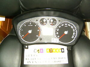 Instrument Cluster Ford Transit Connect 9t1t10849ae Cluster Cockpit