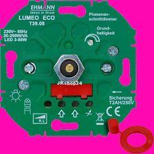 UNTERPUTZ LED-DIMMER 3-85 Watt auch LAMPEN+ESL 20-250 Watt | 3900x0800 T39.08 UP
