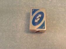 Jeux Uno H2O / 108 cartes transparentes plastique très bel état