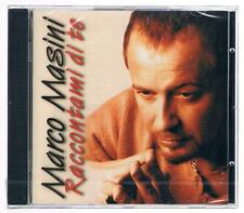MARCO MASINI RACCONTAMI DI TE CD SIGILLATO!!