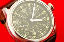 Vintage Russian USSR vs Germany MILITARY style pilots watch Commamders