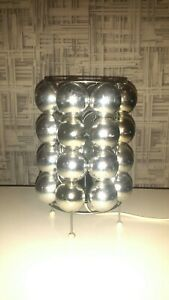 Moonlamp Bubble lamp Lampe 70er 70s Design Retro Tischleuchte Mid Century Panton