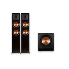 Klipsch RP-6000F 2.1 Home Theater Bundle with Free SPL-100 Sub in Ebony