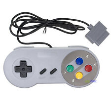 New Wired Gamepad Controller For Nintendo SNES and Super Famicom SFC Console