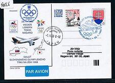 90126) Olympiade SF Slovakei - Nagano 1998, So-GA