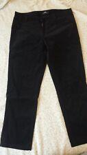 Pantalon en velours noir MEXX taille 44/46