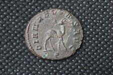 GALLIEN ;Antoninien ;BESTIAIRE ;DIANAE; BICHE à DROITE; ROME E ;266-268 / LD150