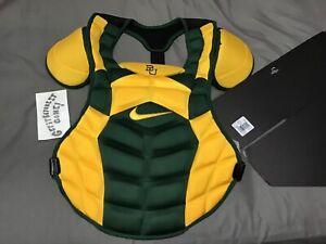 """(16"""") Nike Vapor Chest Protector 16"""" Catcher Padded Baseball (Baylor Bears)"""