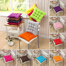 Cushion Seat Pads Chair Dining Garden Patio Office Chair Tie Outdoor Home Decors