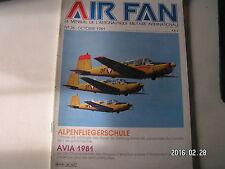 **b Air Fan n°36 L'Alpenfliegerschule / Der Sprung Nach Afrika