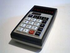 1973 Vintage Calculator KOVAC LE-802 rare LED
