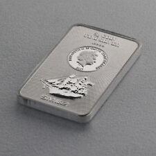 Cook Islands 999 Silber Münzbarren New Generation Bounty 5 - 250 Gramm