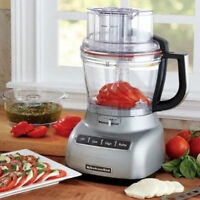 KitchenAid 13-Cup 3.1L Wide Mouth Food Processor RR-KFP1333 Big Large rkfp1333