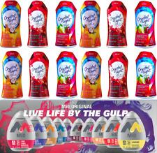 4 Bottles Of Dasani Drops Mio & Crystal Light Flavor Enhancer