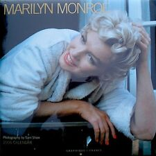 Marilyn Monroe Calendar 2006 Sam Shaw Publicity Photo Pinup The Seven Year Itch