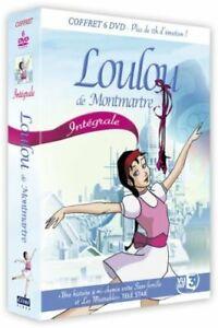 Loulou de Montmartre - Intégrale [Édition Limitée] 6 DVD - NEUF - VF