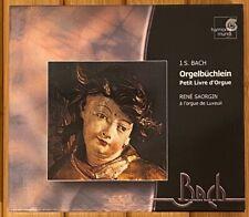 J.S. Bach, Orgelbuchlein, Rene Saorgin, Harmonia Mundi CD, Organ, BWV 599-644