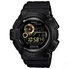 CASIO G-SHOCK MUDMAN Solar Powered Black Watch GShock G-9300GB-1