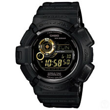 CASIO G-SHOCK MUDMAN Solar Powered Black Watch GShock G-9300GB-1