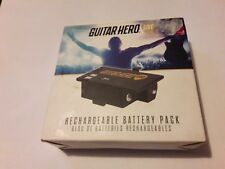 Guitar Hero Live haute tension Pack Batterie Rechargeable Neuf. PS3/PS4/Xbox One...