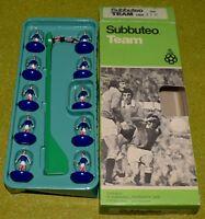 SUBBUTEO TABLE SOCCER OO SCALE FOOTBALL TEAM 318 SCOTLAND