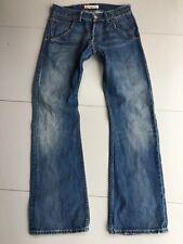 Jeans Levi's 512(2987) Bootcut W32L34 Perfect Conditions Bleu Moyen Taille 41FR