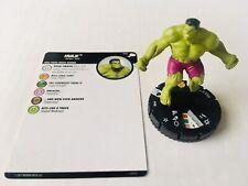 Heroclix Hulk | TMT 106 | Mighty Thor Starter Marvel | Avengers | Defenders