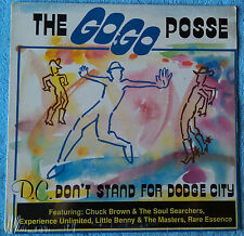 "THE GO GO POSSE -12""- D.C. Don't Stand For Dodge City *NEW SEALED*"