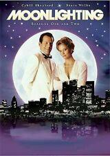 Moonlighting - Seasons 1 & 2 Good Condition!