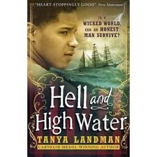 Hell and High Water   by Tanya Landman  (Young adult historical adventure)