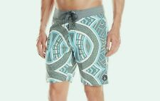 VOLCOM Men's MO BENEFIT Board Shorts - EGR - Size 34 - NWT