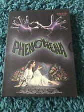 Phenomena DVD Boxset Rare Dragon Release Horror Gore Dario Argento
