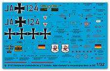 Peddinghaus 1/32 1873 Starfighter le Armée de L'Air Allemande Jg 71 Richthofen