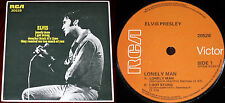 "Elvis SUPERB NM/MINT copy ""Lonely Man"" AUSTRALIA only EP RCA Victor 20528 orange"