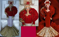 BARBIE GOLDEN ANNIVERSARY 1945-1995 PORCELLANA