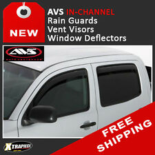 03 - 09 Toyota 4Runner IN-CHANNEL Rain Guards Visors Window Deflectors AVS