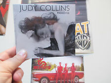 Paradise by Judy Collins CD over the rainbow Diamonds & Rust (duet with J.Baez)