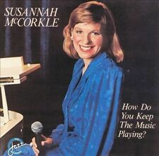 HOW DO YOU KEEP THE MUSIC PLAYING BY SUSANNAH MCCORKLE (CD, Feb-2000) JAZZ