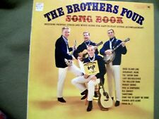THE BROTHERS FOUR SONG BOOK 1961 RECORD COLUMBIA CL 1697